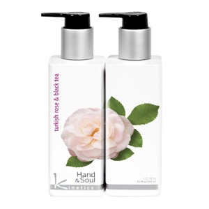 Turkish Rose and Black Tee Hand and Body Lotion