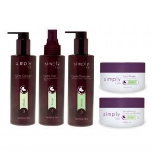 Simply THE Gentle Facial Kit