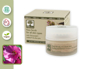 Organic Face Scrub 50 ml