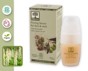 Organic Anti-Ageing/Firming Serum for Face & Neck 30 ml
