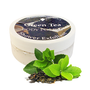 Green Tea Body Polish Exfoliator 200 ml