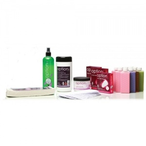 Roller Waxing Accessory Pack