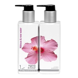 Hibiscus and Rose Water Hand and Body Lotion