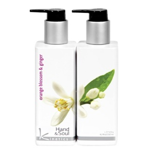 Orange Blossom and Ginger Hand and Body Lotion