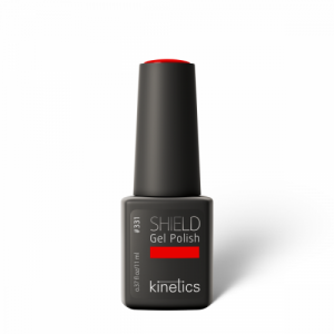 Shield Nail Gel Polish - King of Red #331