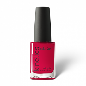 Solar Nail Polish - Bloody Red #465 15 ml