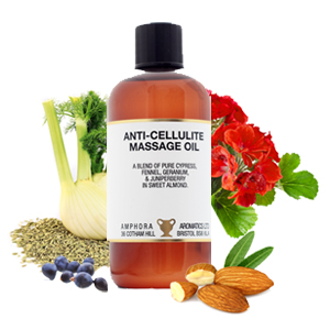 Anti-Cellulite Massage Oil 100 ml