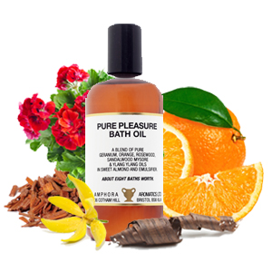 Pure Pleasure Bath Oil 100 ml