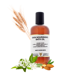 Skin Soothing and Nourishing Massage Oil 100 ml