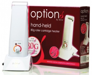Hand-Held 80g Roller Depilatory Heater