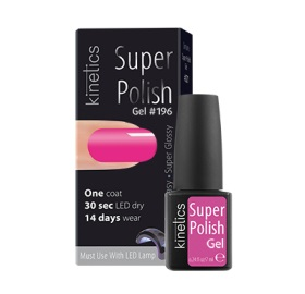 Super Polish Electro Pink #196 - 7 ml