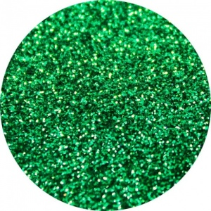 Nail Art Glitter Dust - Emerald 3 g