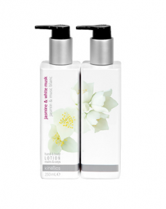 Jasmine and White Musk Hand and Body Lotion 250 ml