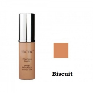 Technic Ingenious Cover Pump Foundation 35 ml