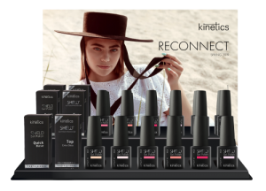 Shield Gel Polish Display Spring 2019 Collection - Reconnect