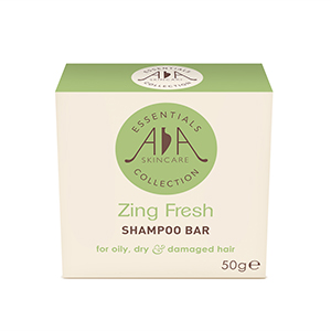 Zing Fresh Shampoo Bar 50 g
