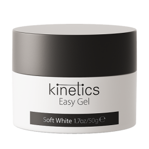 Kinetics Easy Gel - Soft White 50 g