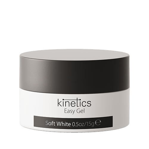 Kinetics Easy Gel - Soft White 15 g