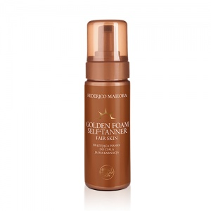 Golden Foam Self-Tan For  Fair Skin 150 ml