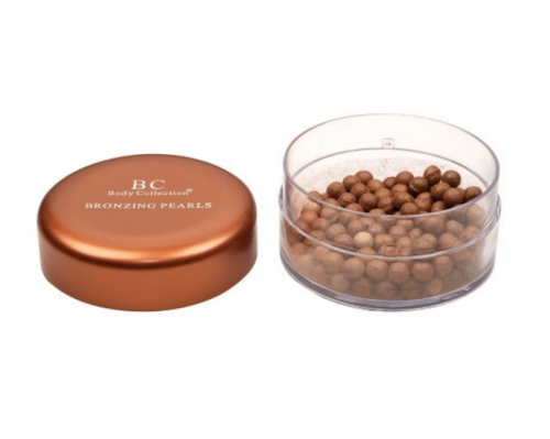 body collection bronzing pearls 50 g beautyexpression co uk