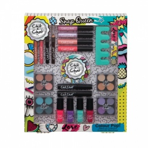 Technic Chit Chat Colour Pop Makeup and Beauty Gift Set