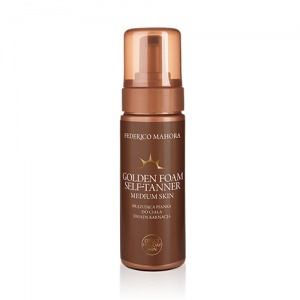 Golden Foam Self-Tan For Medium Skin 150 ml
