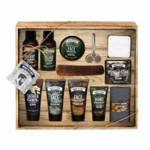 Technic Man'Stuff The Mega Man Drawer Bath and Body Care Gift Set