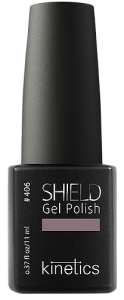 Shield Nail Gel Polish - Almost Naked #406  11 ml