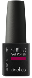 Shield Nail Gel Polish - Berries On Ice #409  11 ml