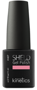 Shield Nail Gel Polish - Pretending Pink #407  11 ml