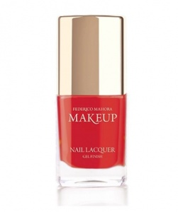 Nail Lacquer - Smoke Red 11 ml