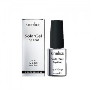 Kinetics Solar Gel Look Top Coat 15 ml