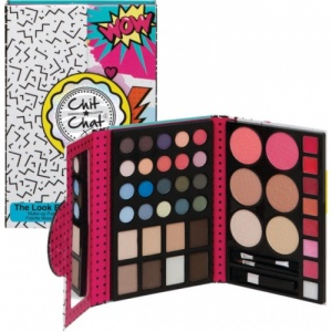 Technic Chit Chat The Look Book Makeup Palette Gift Set