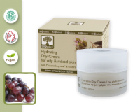 Organic Hydrating Day Cream for Oily and Normal Skin 50 ml