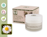 Organic Hydroprotective Day Cream for Dry and Sensitive Skin 50 ml