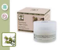 Organic Nutritional Night Cream 50 ml