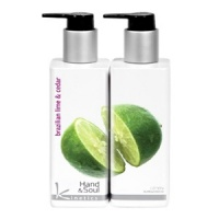 Brazilian Lime and Cedar Hand and Body Lotion