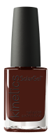 Solar Nail Polish - Alluring Brown #410  15 ml