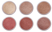 Pearl Shimmer Pigment Powder Dust Set