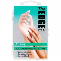 Active Nail Tips Box of 100