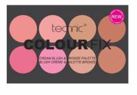 Technic Colour Fix Cream Blush and Bronze Palette