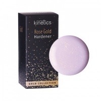 Kinetics Nail Hardener - Rose Gold 15 ml