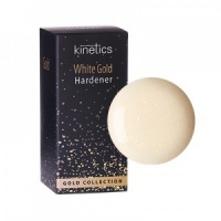 Kinetics Nail Hardener - White Gold 15 ml