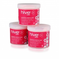 Pink Sensitive Creme Wax 425g Offer Pack