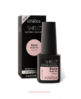 2in1 Shield Gel Polish Nude Base Coat - Au Naturel 902  11 ml