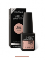2in1 Shield Gel Polish Nude Base Coat - Equal Beige 904  11 ml