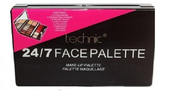 Technic 24/7 Make-Up Palette