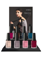 Autumn 2018 Collection Solar Nail Polish Mini Display - Fragile