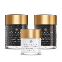 Fontainavie Caviar Revival Skincare Set