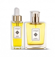 Utique Luxury Face and Hair Oil Set